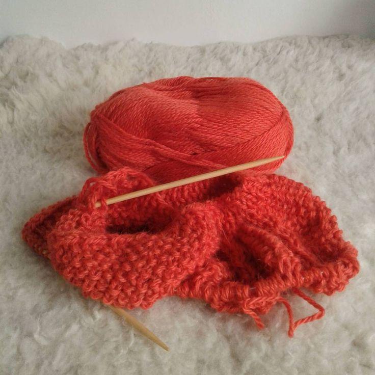 Nunca es suficiente #tejer #alpaca #knit