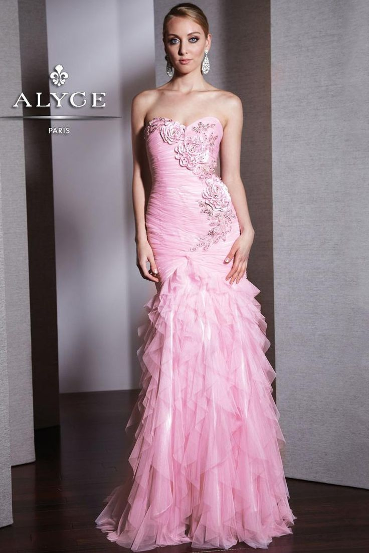 53 best prom dresses<3 images on Pinterest | Mermaid prom dresses ...