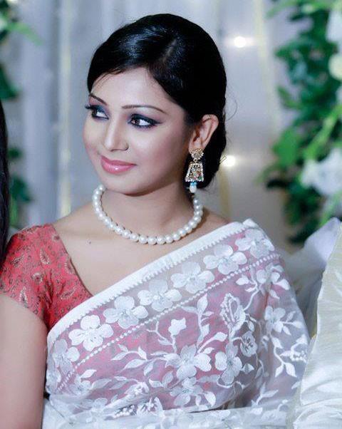 bd saree model