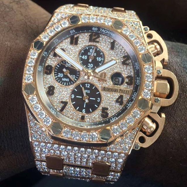Sickmade smokey karlasback weaintthesame fashion pinterest luxury watches audemars for Watches expensive