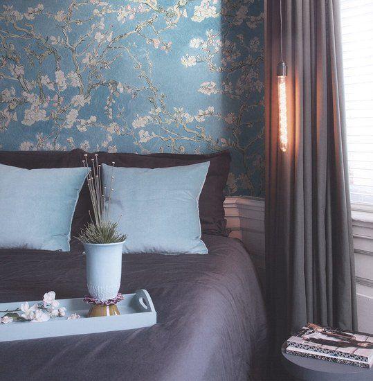 Image result for almond blossom inspired bedroom