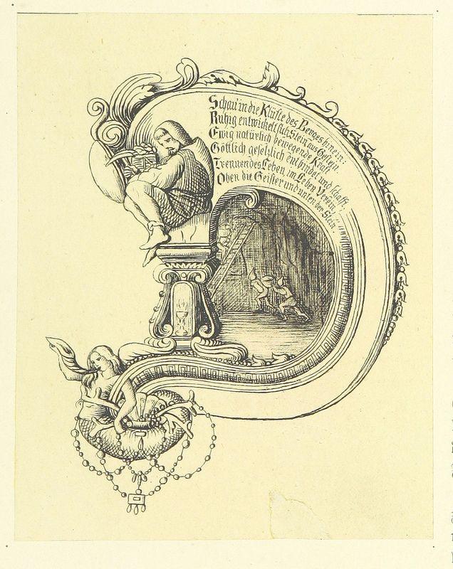 Image taken from page 134 of 'Goethe's Italienische Reise. Mit 318 Illustrationen ... von J. von Kahle. Eingeleitet von ... H. Düntzer'
