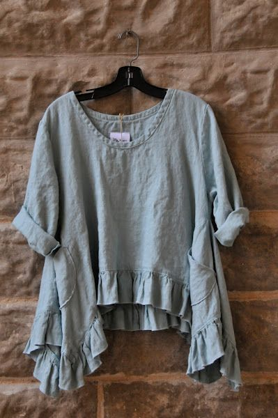 baggy top from magnolia pearl