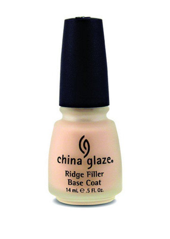 CHINA GLAZE NAIL TREATMENT #904 RIDGE FILLER .5 OZ