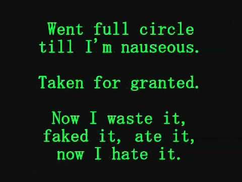Green Day Redundant Lyrics - Back in the day and still kicks ASS