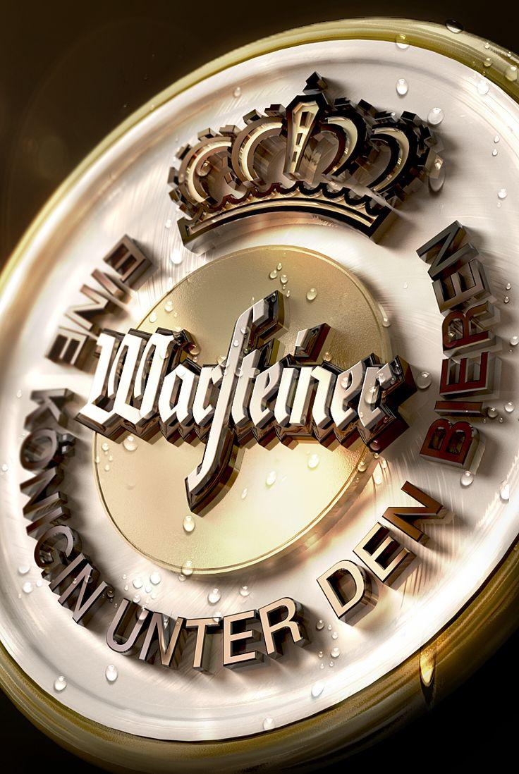 Warsteiner on Behance