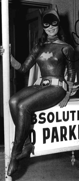 Yvonne Craig was Batgirl in the 1960s Batman television series. She was a talented ballet dancer and actress who appeared in several movies and TV shows. She also played the green-skinned Orion slave girl Marta in the original Star Trek series.