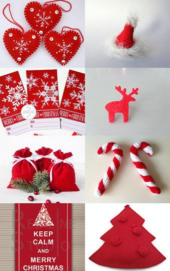 Hot Christmas by MammaFaiDaTe on Etsy--Pinned with TreasuryPin.com