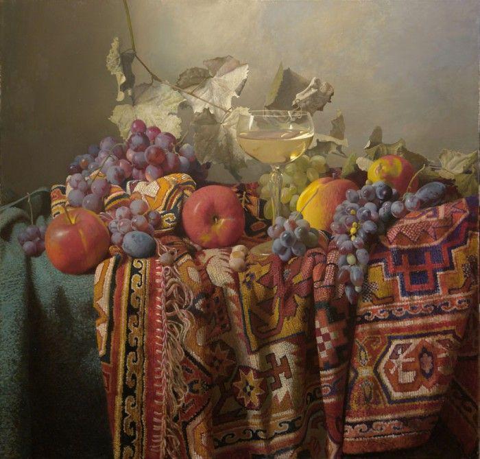 peinture artiste Aleksandr Saidov -04