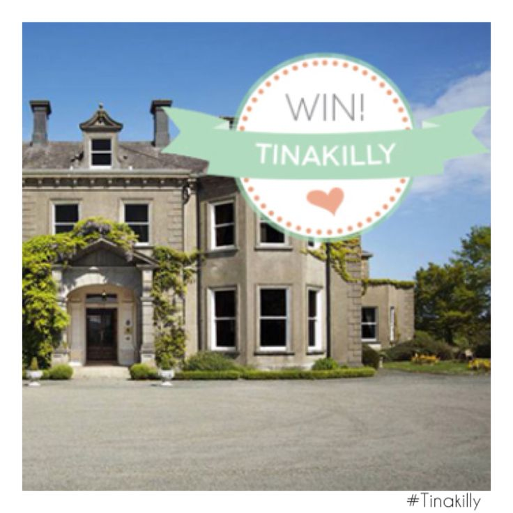 Pop over to @onefabday.com to enter their competition.......an exclusive mini break for two with dinner @tinakilly_country_house_hotel #Tinakilly #GardenOfIreland #OneFabDay