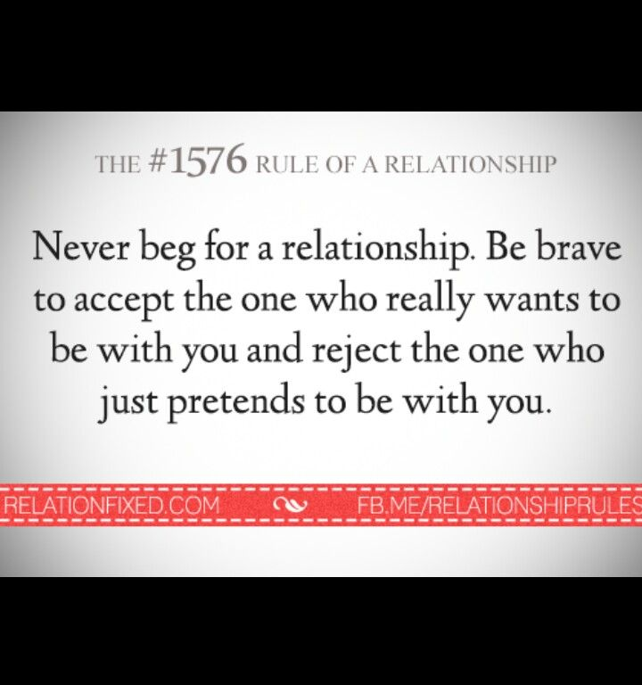 New Relationship Dating Rules