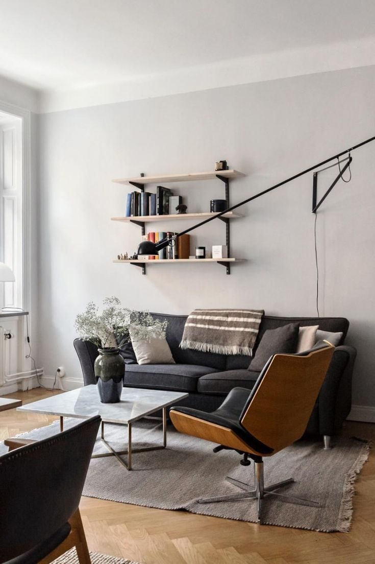 How To Decorate A Small Apartment 10 Secrets Small Apartment Living Room Open Space Living Room Open Space Living