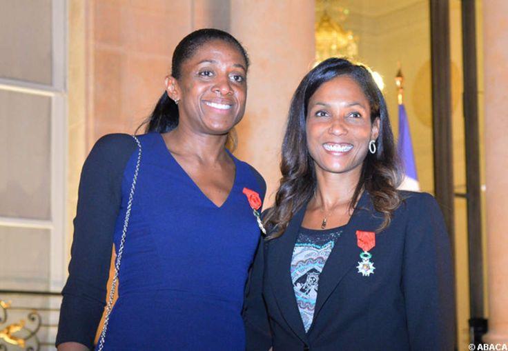 Marie-José Perec et Christine Arron, nouvelle médaille pour les deux championnes