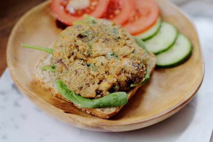 amarant vegan burger