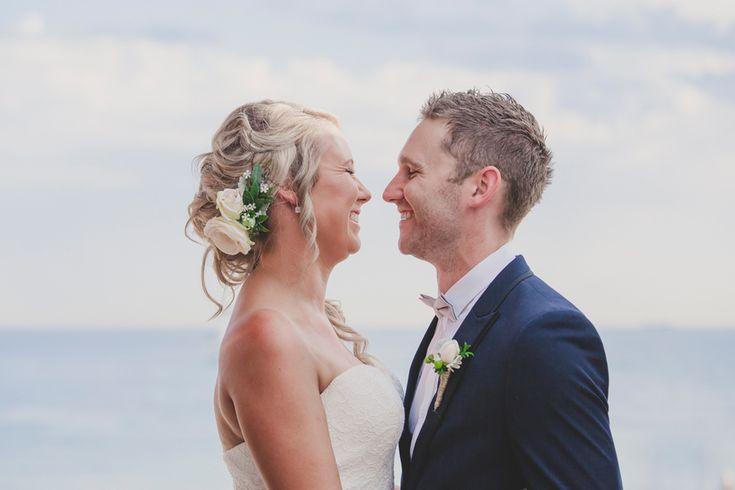 LOVE+IS+SWEET+|+Melbourne+Wedding+Photography+:+Sean+and+Kristina+–+Sandbar
