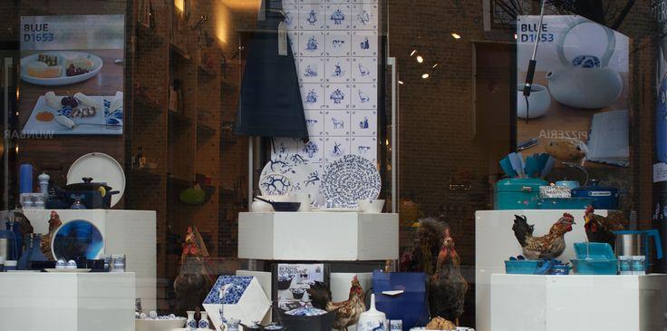 Straatje van Vermeer, Delft