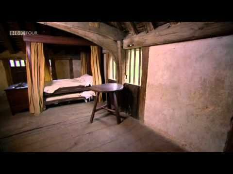 Bedroom - History of the Home [1/4] Lucy Worsley takes us through the history of the bedroom in England.
