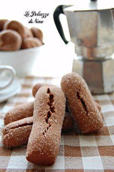 Biscotti al Cacao e al Caffè da Inzuppare