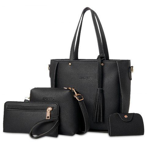GET $50 NOW | Join RoseGal: Get YOUR $50 NOW!http://m.rosegal.com/tote/tassel-4-pieces-tote-bag-1121312.html?seid=9663341rg1121312