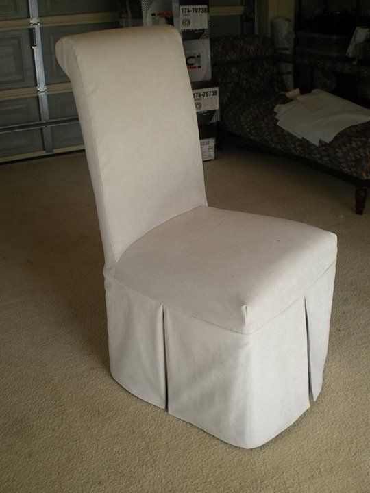 Loose Cover Dining Chair