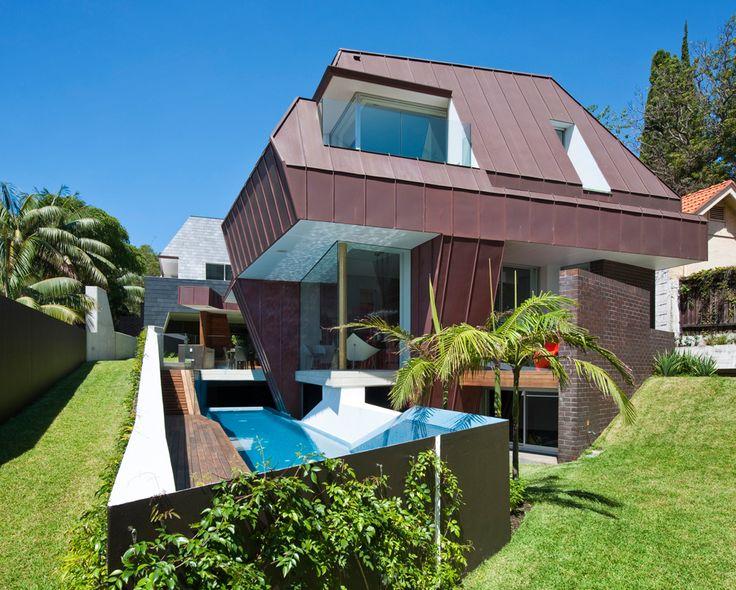 mck architects: dpr house