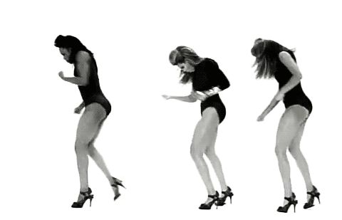 47 Of Beyoncé's Absolute Best Dance Moves.  It was hard for me to pick which ONE to pin.  Excuse me while I go practice.  -MB>>