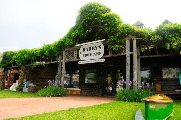 Barry's-Bootcamp...Hamptons