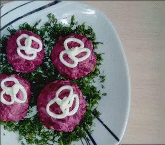 """Рецепты и Блюда: ЗАКУСКА """"ЗАГАДКА"""""""