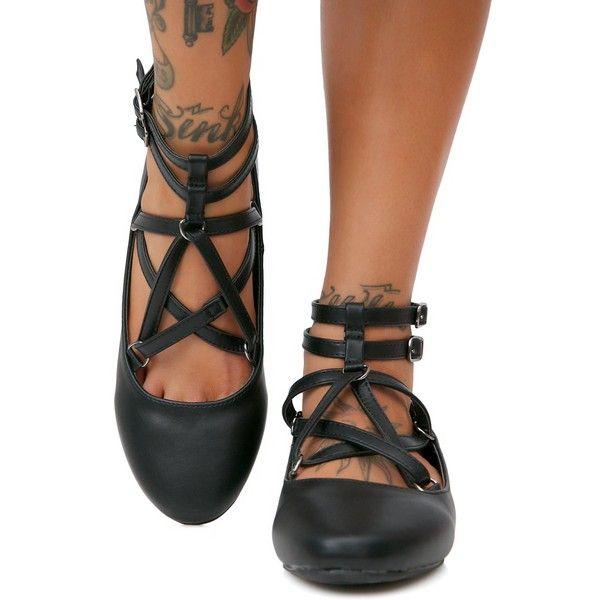 25 Best Ankle Strap Flats Ideas On Pinterest Flats
