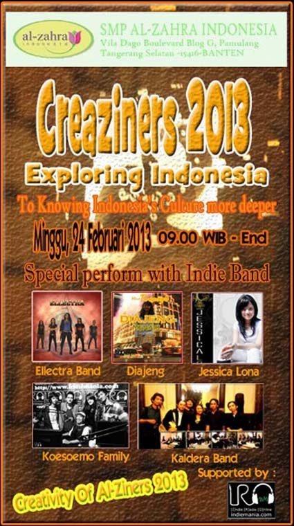 CREAZINERS 2013 – SUNDAY, Februari 24th`2K13