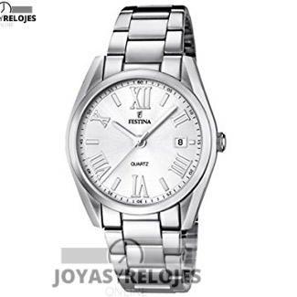 ⬆️😍✅ Festina Boyfriend para mujer 😍⬆️✅ Increíble Modelo perteneciente a la Colección de RELOJES FESTINA ➡️ PRECIO 86.31 € En Oferta Limitada en 😍 https://www.joyasyrelojesonline.es/producto/festina-boyfriend-reloj-de-cuarzo-para-mujer-correa-de-acero-inoxidable-color-plateado/ 😍 ¡¡Ofertas Limitadas!! #Relojes #RelojesFestina #Festina Compralo en https://www.joyasyrelojesonline.es/producto/festina-boyfriend-reloj-de-cuarzo-para-mujer-correa-de-acero-inoxidable-color-plateado/