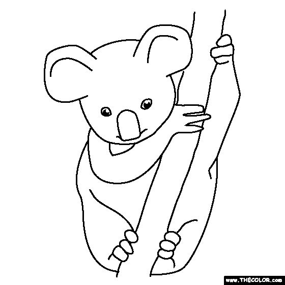 Online Coloring Pages Starting With The Letter P Page 8