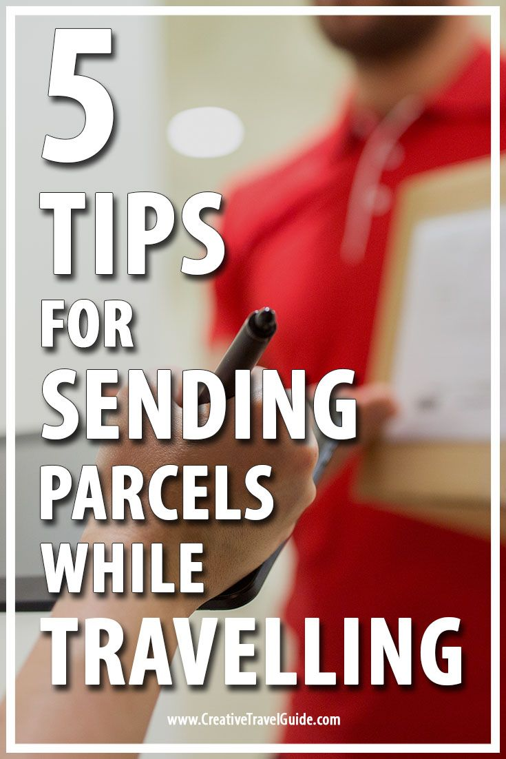 Sending parcels while travelling can be difficult – not to mention expensive. If you travel a lot, whether you're a serial-vacationer or a well seasoned backpacker, then you may have already encountered this problem.