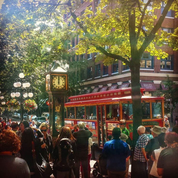 The Gastown Clock submitted by Anne-Katrin Ackermann Webb