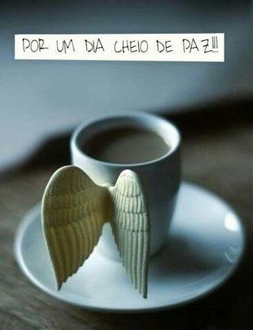 Paz e doçuras no coração!
