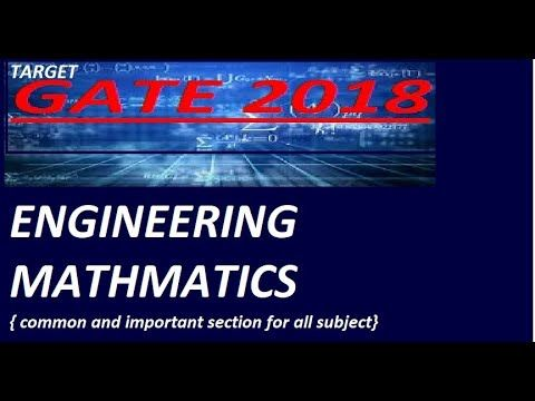 21 best gate aspirant images on pinterest gate gates and portal gate 2018 mathmatical science target study algebra rank of fandeluxe Images
