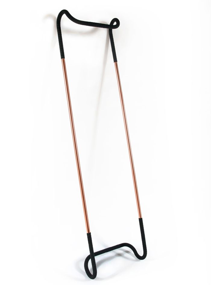 Clothes Rack - Manubrio by Michael Konstantin Wolke |