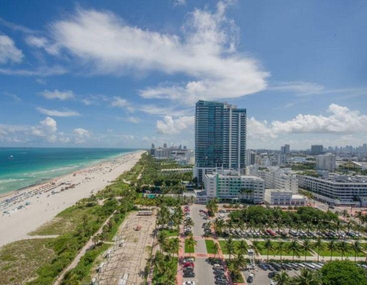 Miami'de Muhteşem Residence Daire