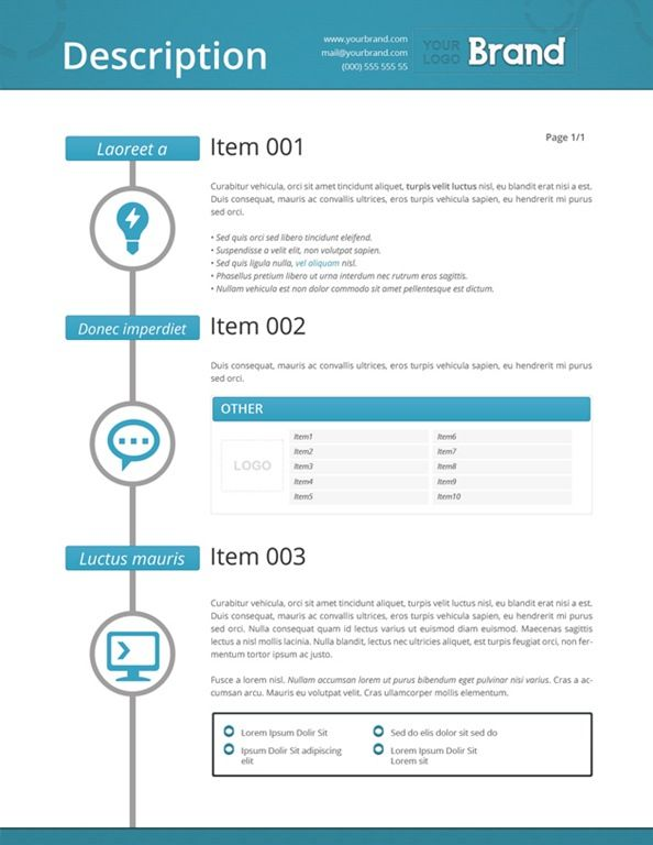 Graphic Design sample business report writing format free