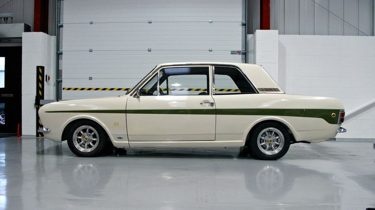 My first car Ford Lotus Cortina.