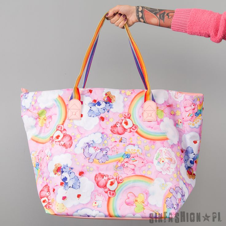 Torba Iron Fist - Care Bears Oversize Tote Bag