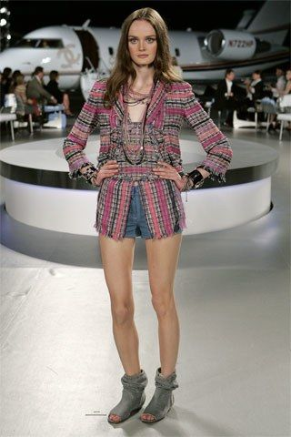 Chanel Resort 2008 Collection Photos - Vogue