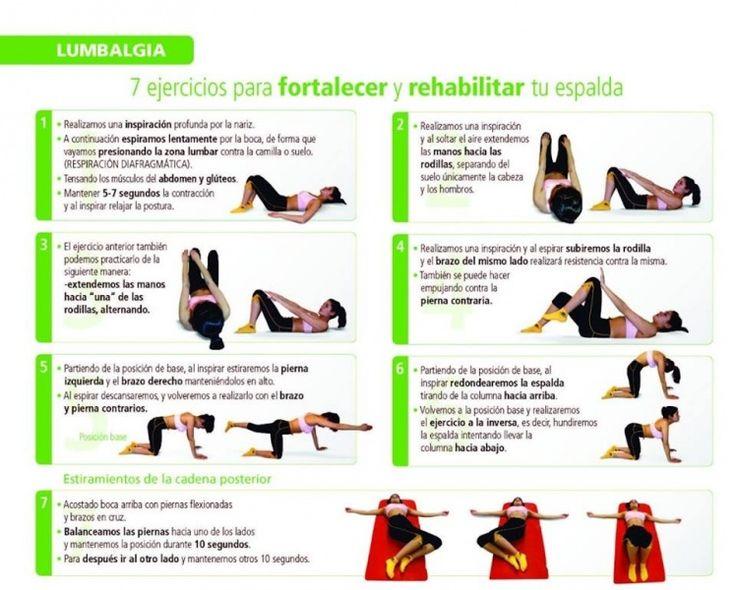 Los ejercicios por el yoga de los dolores en la espalda para los principiantes