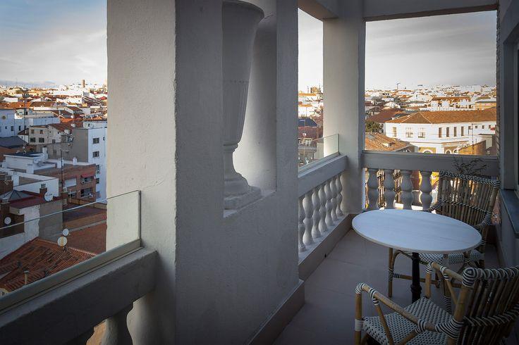 Dear Hotel Madrid: Nordisk design og suveræn udsigt