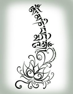 aum with a lotus tattoo - Google Search