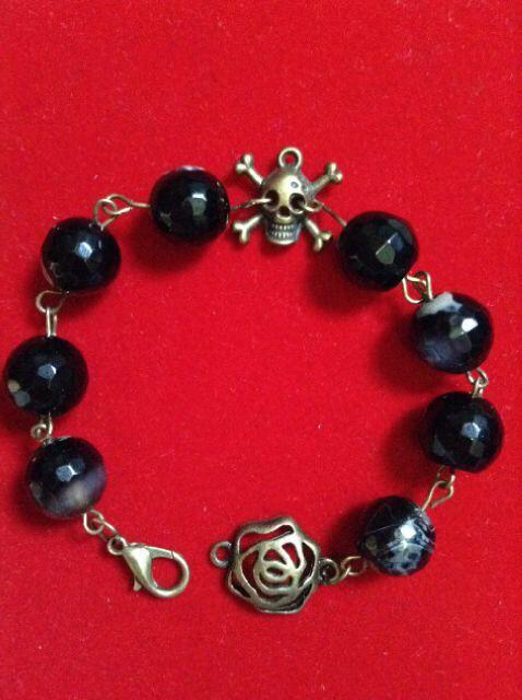 Bracelet natural stone