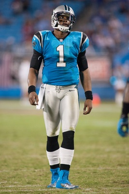 One Thing They Should Celebrate: Cam Newton Can't Play Much Worse
