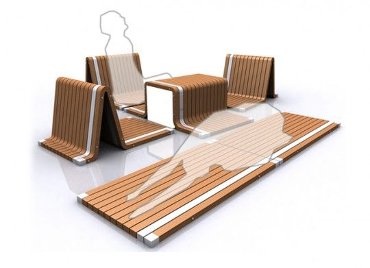 Magic rug | Tapis multifonction modulaire