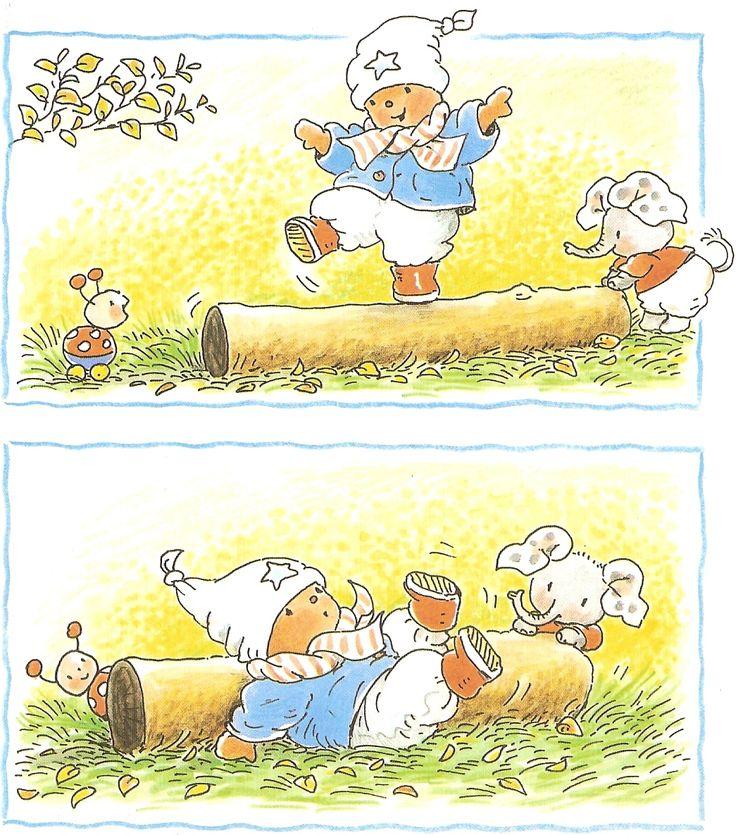 blz 6 bobbi naar het bos