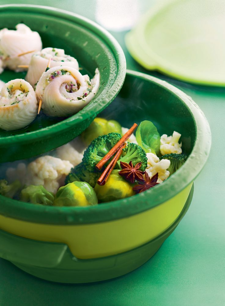 Cucina leggero, al vapore e senza rinunciare al gusto con Micro Gourmet Tupperware
